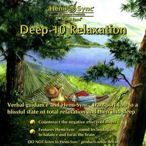 Deep 10 Relaxation CD