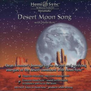 Desert Moon Song CD