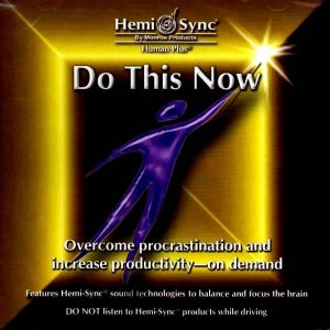 Do This Now CD