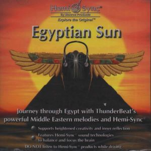 Egyptian Sun CD