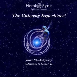 Gateway Experience Wave VI - Odysey 3 CDs