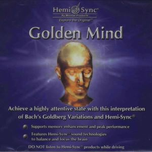 Golden Mind CD