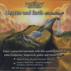 Heaven and Earth CD