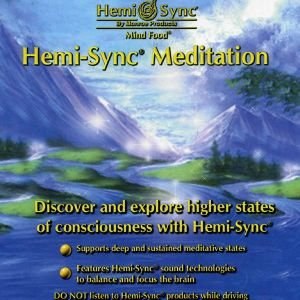 Hemi-Sync Meditation CD