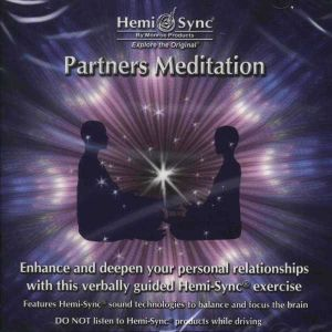 Partners Meditation CD