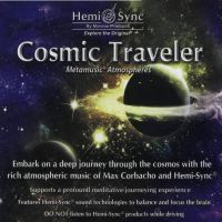 Cosmic Traveler CD - show product detail