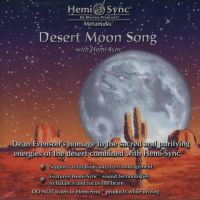 Desert Moon Song CD - show product detail