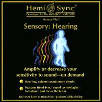 Sensory: Hearing CD - show product detail
